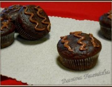 Muffins au chocolat et au fromage blanc